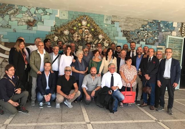 SERVIZIO RAI TG3 DEL 21 APRILE 2020: IL DIRETTIVO DEL M24APER L'EQUITA' TERRITORIALE PROTESTA