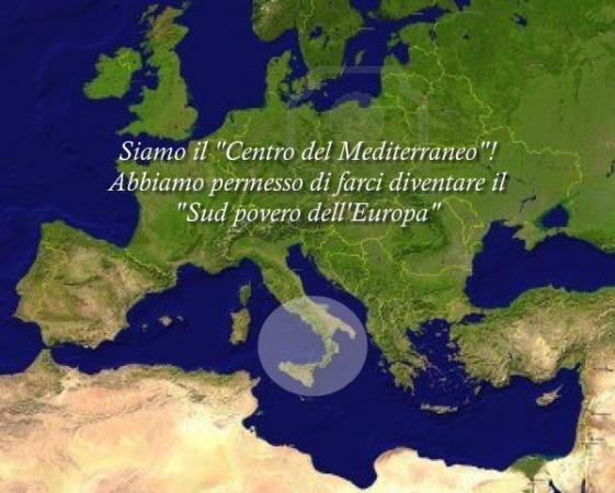 L'ITALIA E' PROPRIO FINITA SE HA PAURA DI GRATTERI E SE ABBANDONA IL MEZZOGIORNO