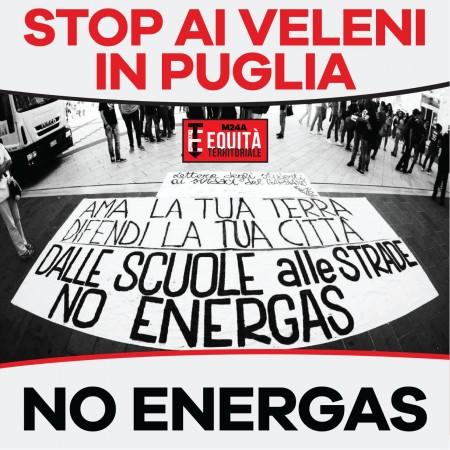 NO AD ENERGAS A MANFREDONIA DAL MOVIMENTO24AGOSTO PER L'EQUITA'