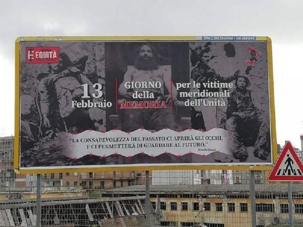 """13 FEBBRAIO, PER RICORDARE LE VITTIME MERIDIONALI DELL'""""UNITÀ"""""""
