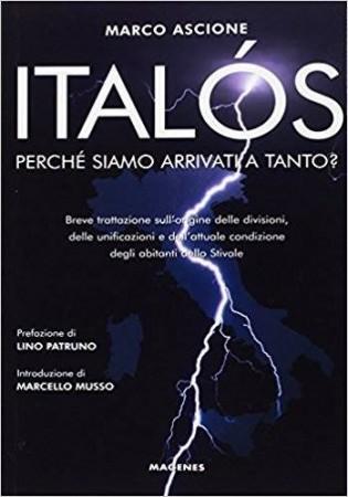 """""""ITALÓS"""", DALL' EGEMONIA DEGLI ETRUSCHI ALLA QUESTIONE MERIDIONALE"""