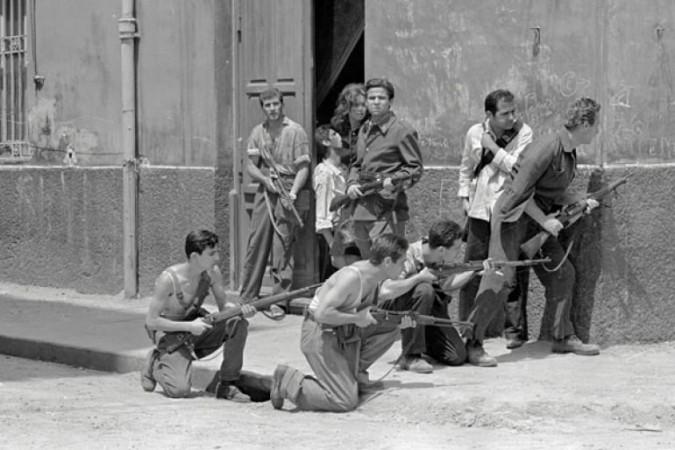 IL 25 APRILE 1945? INIZIO' IL 21 SETTEMBRE DEL 1943, A MATERA, A VIESTE E A NAPOLI CON LE QUATTRO GIORNATE