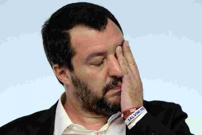 """SALVINI, GIU' LA MASCHERA: """"PIU' SOLDI ALLA LOMBARDIA PER I DANNI DEL CORONAVIRUS"""". LA NUOVA VETTA DELL'INDECENZA."""