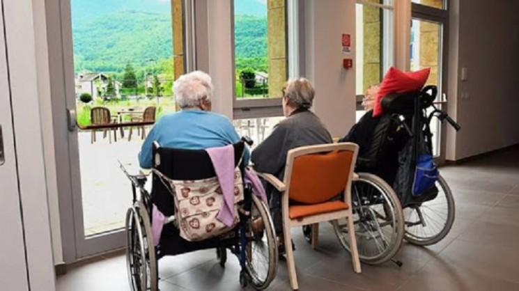 Le RSA e le Case di Riposo non sono luoghi di cura