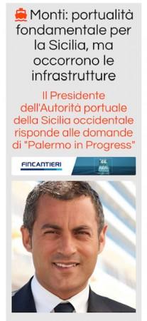 LA PIATTAFORMA PORTUALE SICILIANA È UNO DEI NODI DEL FUTURO DEL SUD MA SERVONO LE INFRASTRUTTURE