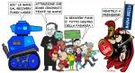L'ITALIA, STRETTA NELLA MORSA TRA EUROPA E SUD, ABBASSA LA CRESTA E FA PROMESSE AL MEZZOGIORNO, MA ORA VOGLIAMO VEDERE I FATTI