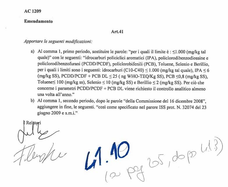 NEL DECRETO GENOVA È CONTENUTO L'ARTICOLO 41,VOLUTO DALLA LEGA… MA NON SOLO.