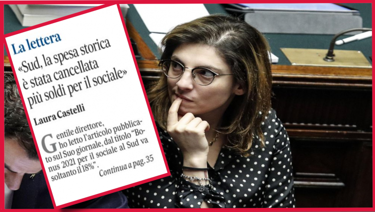 LAURA CASTELLI, A NEW STAR IS BORN.